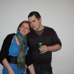 Zoe and Craig