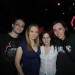 Fonze, Kate, Liz, Chris