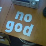 No god letters