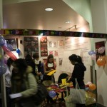 Darwin Day stall