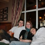 Craig, Zoe, Chris