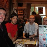Mike, Matt, Paul and Holly