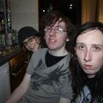 Lil, Tom, Chris