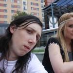 Chris and Kate
