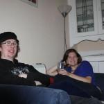 Tom and Nicola