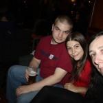 Jonni, Kat and Chris
