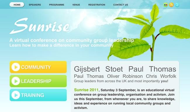 Sunrise Conference 2011