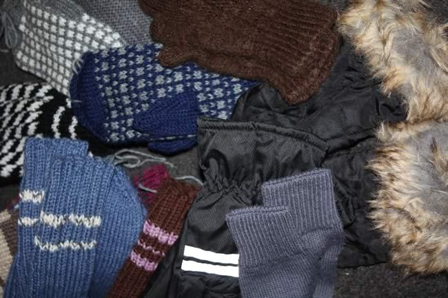 Gift of Gloves