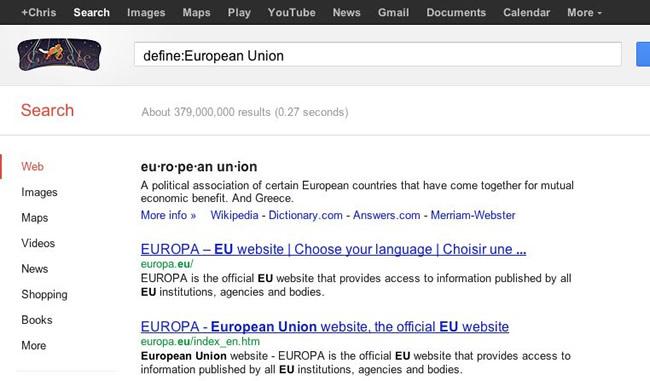 EU definition