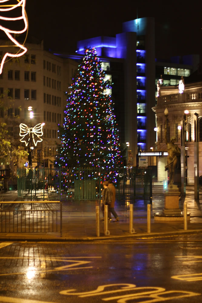 Leeds Christmas lights - Leeds Christmas Lights €� Chris Worfolk's Blog