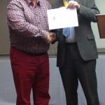 Ciaran Moore -Michael J Clarke Evaluation Contest second place for web