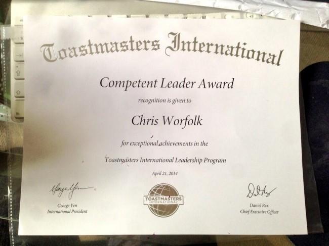 cl-award