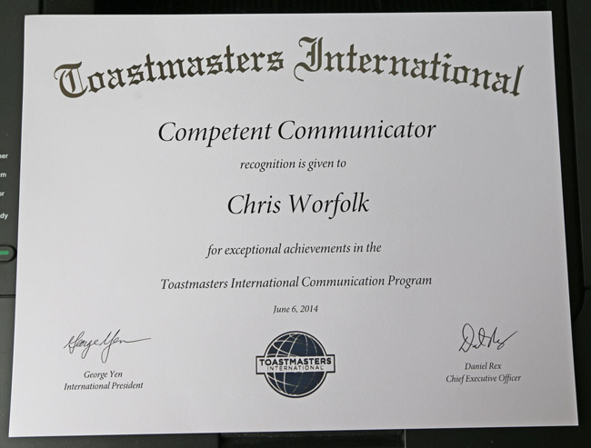 Competent-Communicator