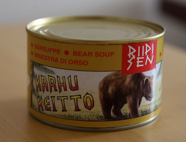 bear-soup