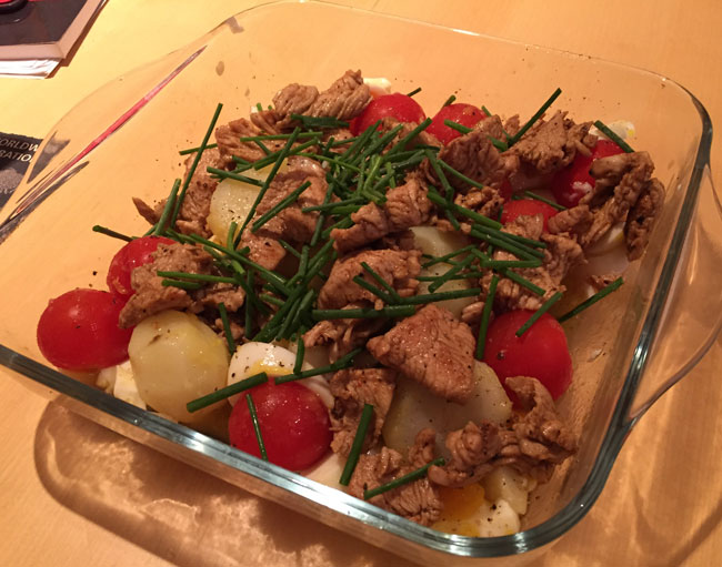 turkey-salad