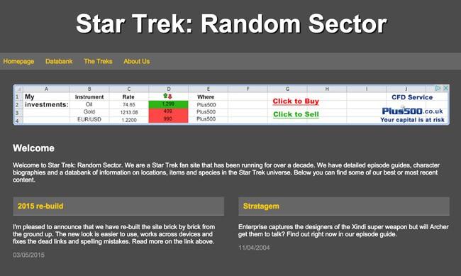 random-sector