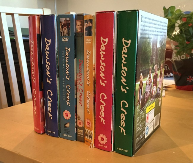 dawsons-creek-dvds