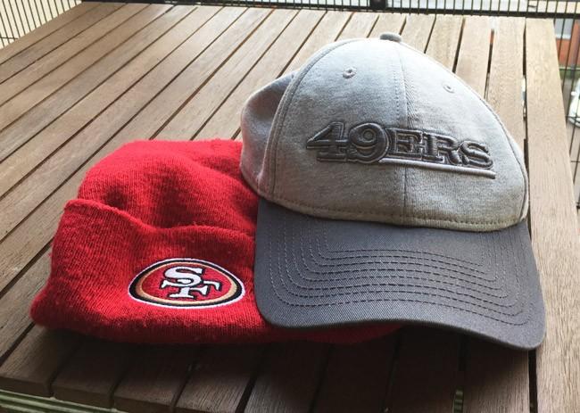 49ers-hats
