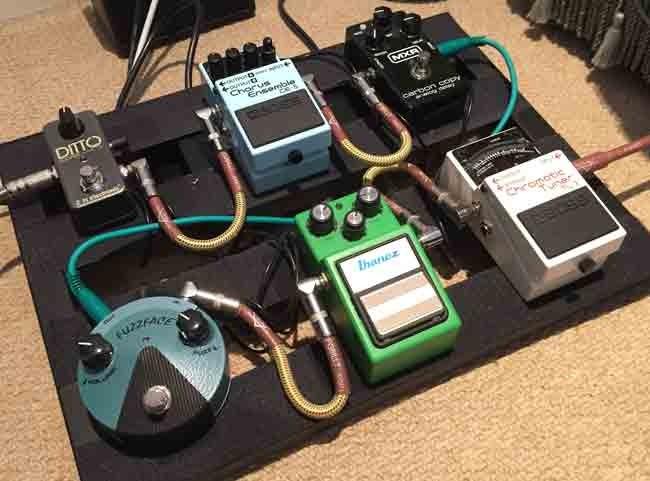 pedal-board
