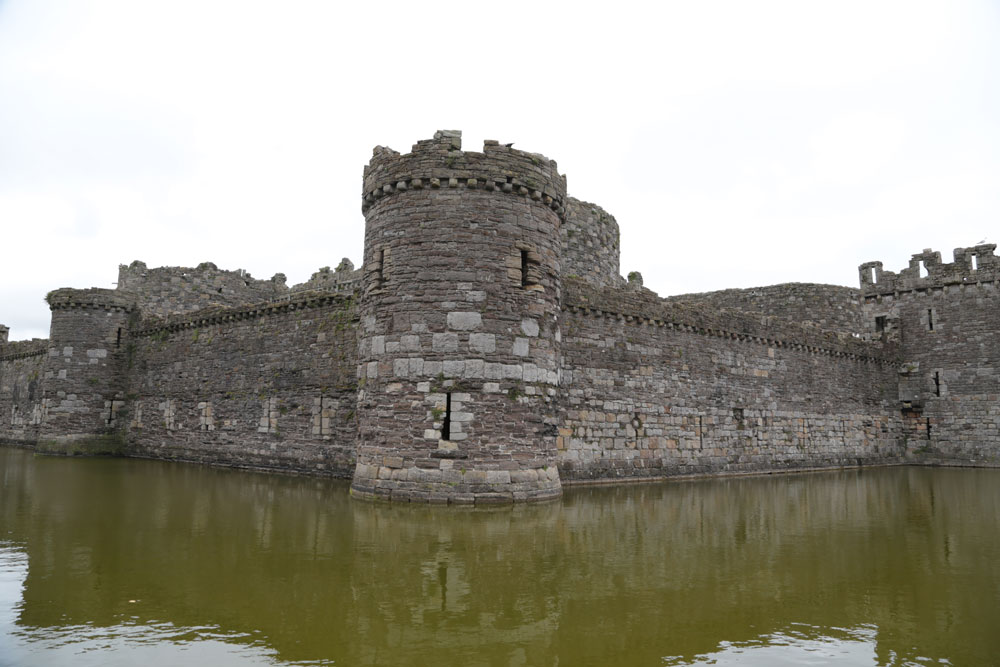 Beaumaris-Castle