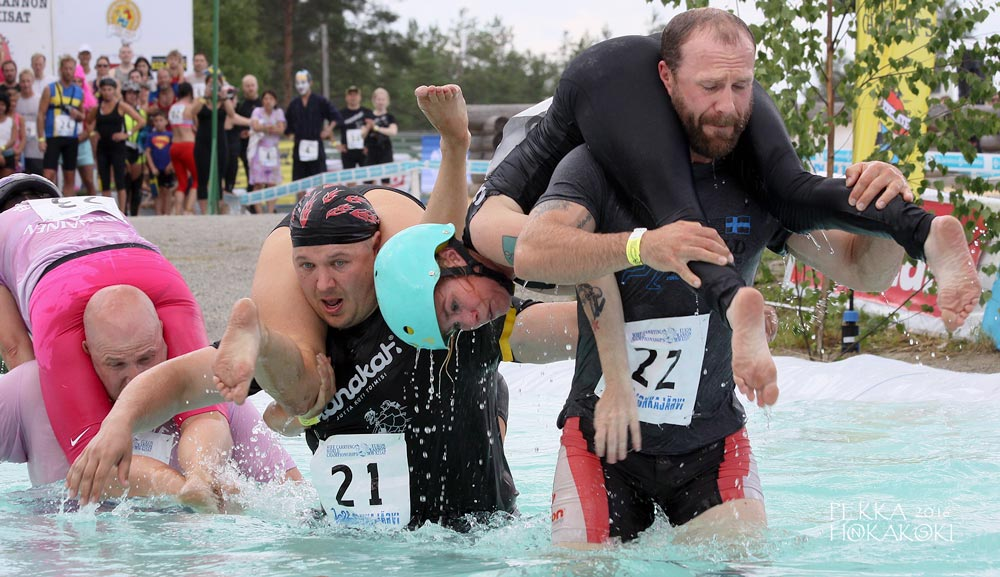 wife-carrying