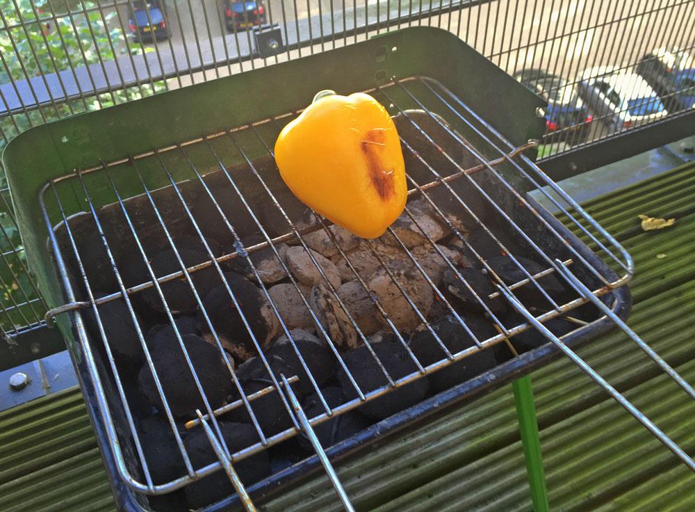pepper-on-bbq