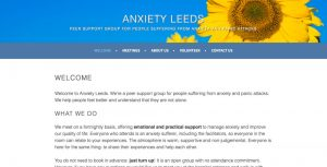 Anxiety Leeds make-over