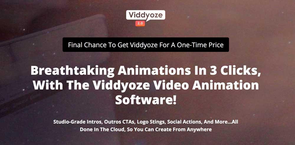 Viddyoze review – Chris Worfolk's Blog